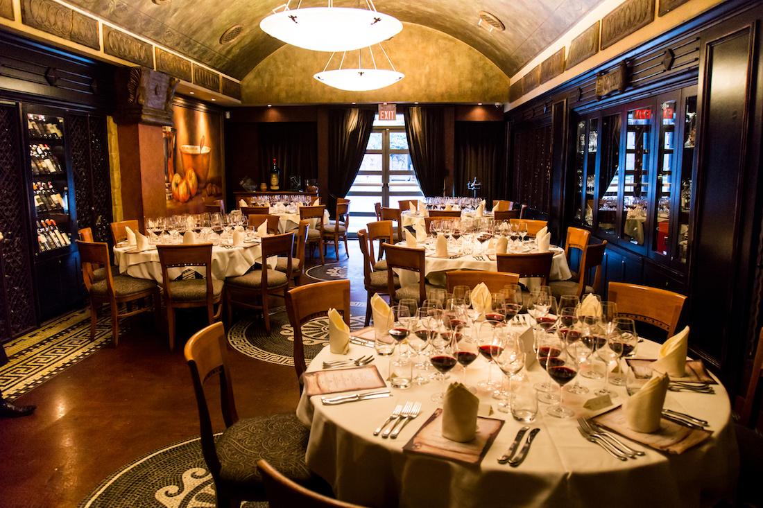 Rooms La Terrazza Restaurant