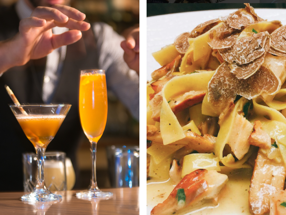 La Terrazza Restaurant Italian Cuisine Well Crafted Wine